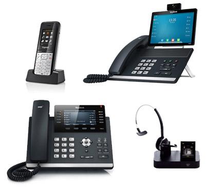 Matériel de téléphonie d'entreprise